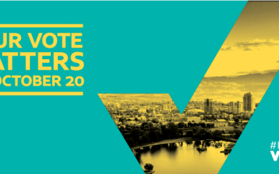 Kelowna Civic Election October 20, 2018: Voter information